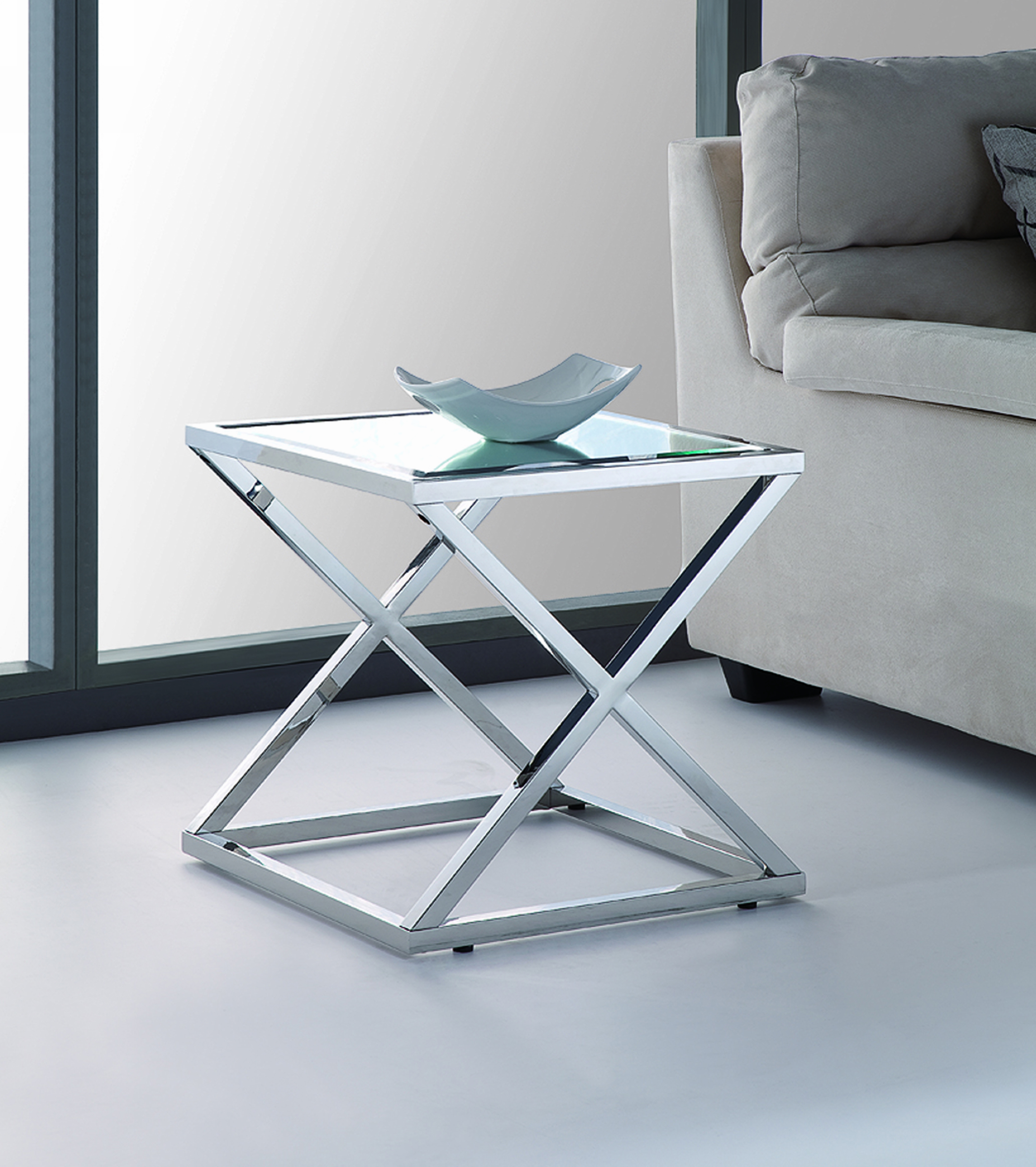 Magnificent Stainless Steel and Glass Table 2200 x 2477 · 2479 kB · jpeg