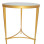 Tivoli Side Table – Gold