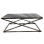 Stainless Steel Coffee Table – Tinted Glass