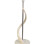 Kudu Inner Horn Lamp – Cream Small