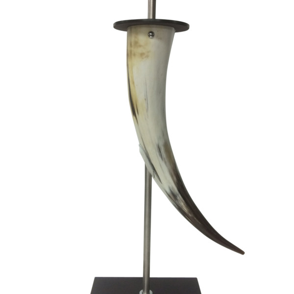 Cow Horn Table Lamp