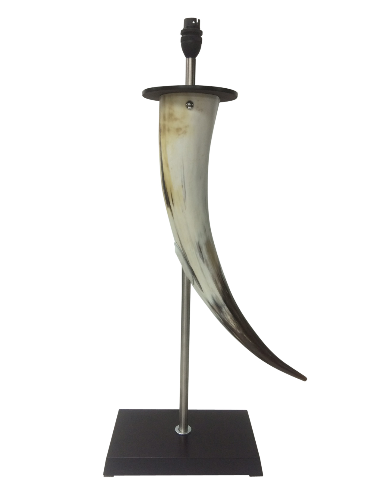 Cow Horn Table Lamp | Craft Enterprises Pty Ltd