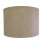 Mock Lizard Drum Shade – Cream