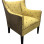 Florence Chair FABRIC Mars Col ll
