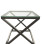 SALE!!! Stainless Steel Side Table