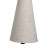 Linen Cone Exaggerated Shade