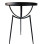 Ziggy Side Table Black