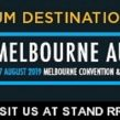 REED MELBOURNE – STAND RR25 – 3RD TO 7TH AUGUST
